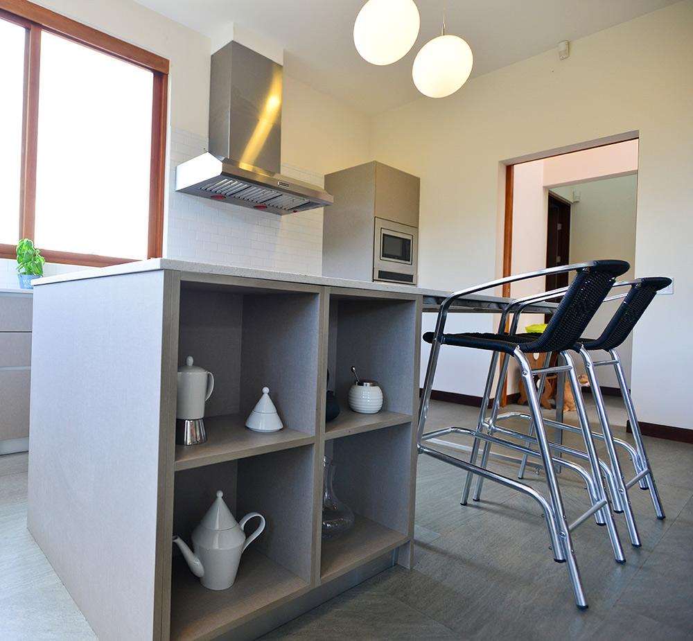 Muebles para cocina y cocinas de lujo for Mueble isla cocina