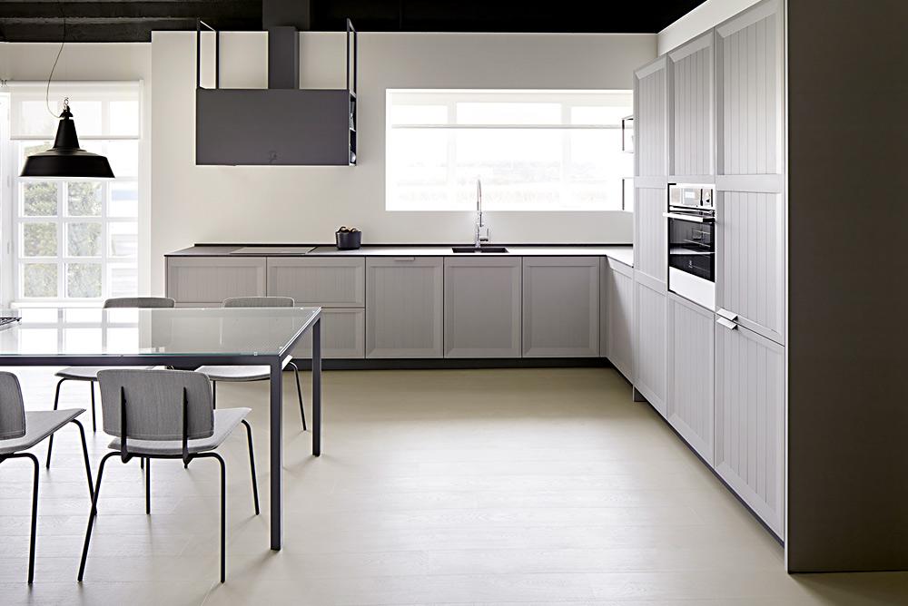 Muebles para cocina y cocinas de lujo for Esmalte para muebles de cocina