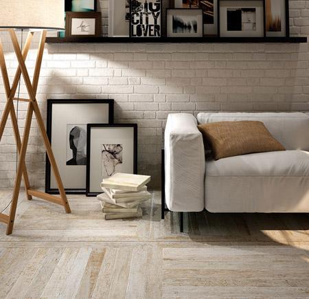 Hardwood floors laminate floors ceramic and porcelain tiles for Pisos de ceramica para sala